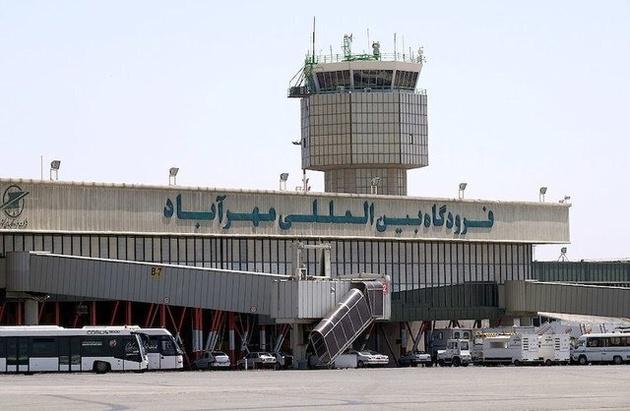 پروازهای مهرآباد به شرط مساعد بودن هوای مقصد انجام میشود