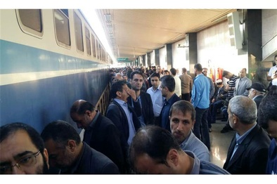 سرویس مترو به تماشاگران مسابقه فوتبال پرسپولیس و نساجی مازندران