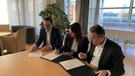 KONGSBERG and DNV GL sign digitalization cooperation agreement