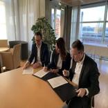 KONGSBERG and DNV GL sign digitalization cooperation agreement