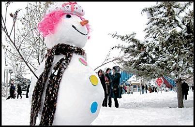 دو راهکار جایگزین برای تعطیلات زمستانی