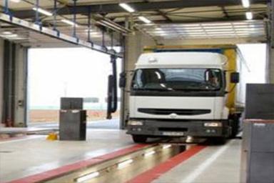 بهرهبرداری از مرکز معاینه فنی خودروهای سنگین در اسفراین