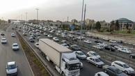 کاهش ۶ درصدی ترافیک تهران در تیرماه