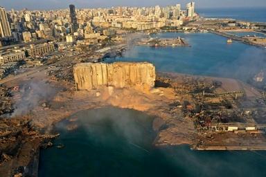 آخرین جزییات انفجار بیروت؛ 100 کشته و 4 هزار زخمی