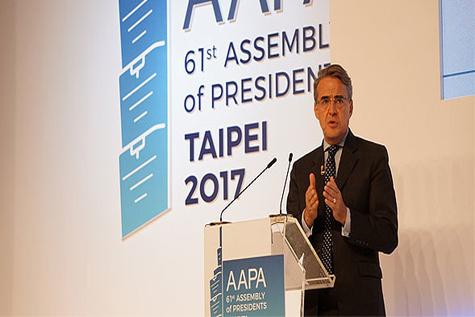 Asia Pacific Priorities - Infrastructure, Regulations, Sustainability