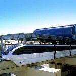 فیلم / تبدیل قطار هوایی به مترو در عرض سه ساعت