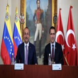 حذف دلار از مبادلات ترکیه و ونزوئلا
