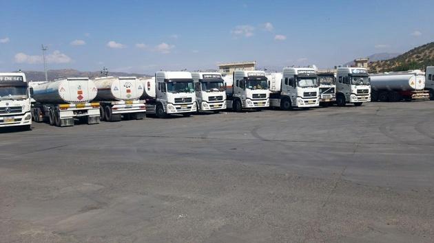نرخ حق توقف کامیونها کارشناسی نیست