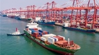 China's export container shipping index up 27.8 pct in January