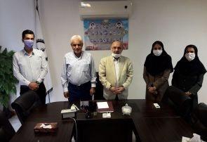 تجلیل از جمعی از خبرنگاران استان