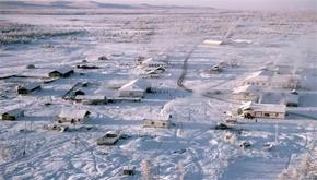 تصاویر| اینجا سردترین نقطه مسکونی جهان است
