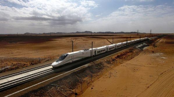 Haramain high-speed services increased for Ramadan