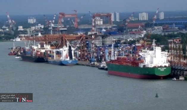 Green Port initiatives at Cochin