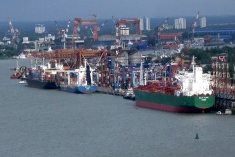 Green Port initiatives at Cochin