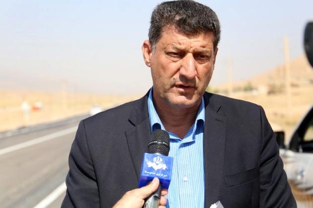 افتتاح روکش آسفالت محور ایلام-حمیل