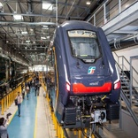 Hitachi Rail Italy rolls out first Rock EMU for Trenitalia