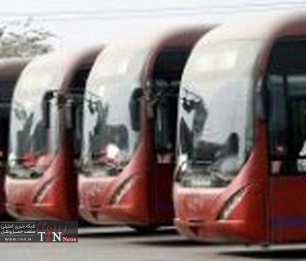 آغاز عملیات اجرایی خط ویژه اتوبوس(BRT) در رشت