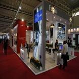 غرفه شرکت فراب در نمایشگاه ریلی