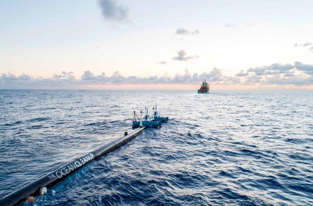 Ocean Cleanup Cleared to Head for Great Pacific Garbage Patch