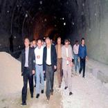 تونل قلاجه اربعین امسال زیر بار ترافیک میرود