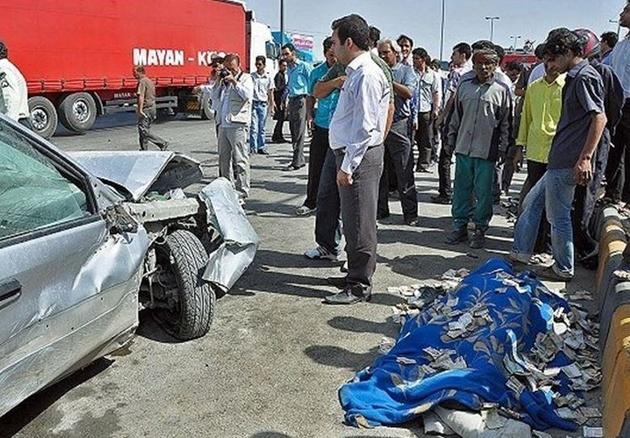 کاهش تلفات عابران پیاده در مازندران