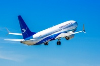 Xiamen Airlines Takes Delivery of its First Boeing 737 MAX