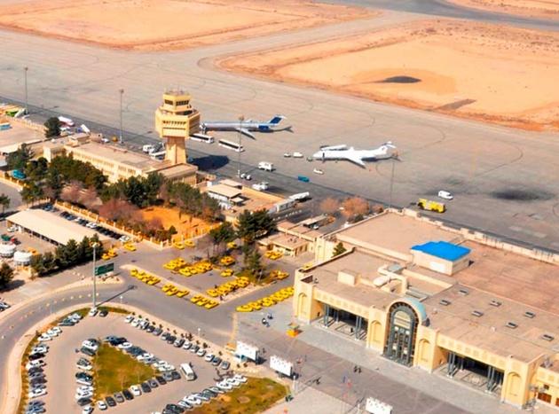 تغییر شماره باندهای فرودگاه اصفهان برای اولین بار در تاریخ هوانوردی