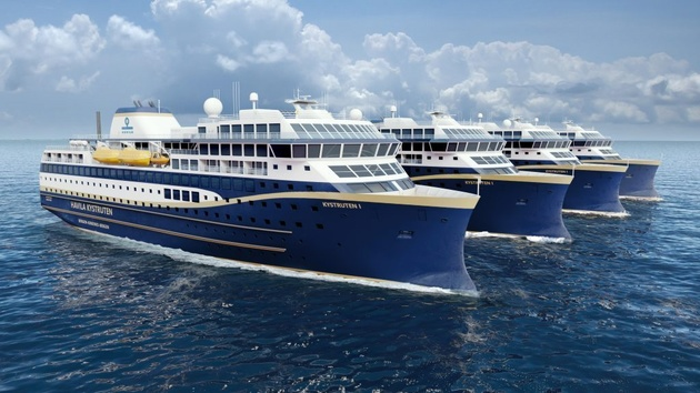 Havyard, PowerCell to Develop Zero-Emissions Fuel Cell System