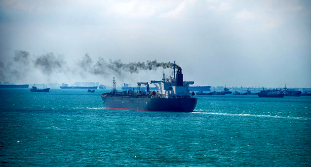 China Bans Discharge from Open-Loop Scrubbers in Some Waters
