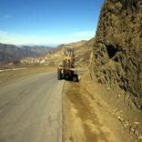 جاده جلفا-خداآفرین شاهراهی با شرایط کورهراهها