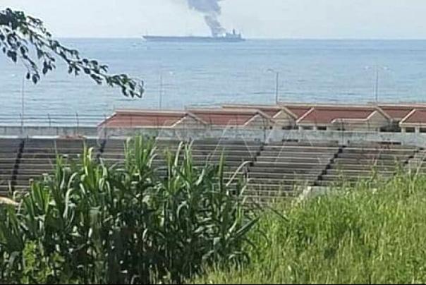 نورنیوز: تکذیب حمله نظامی به کشتی نفتکش در بندر بانیاس سوریه