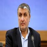 بازدید وزیر راه و شهرسازی از بیمارستان ۱۵۴ تختخوابی تویسرکان