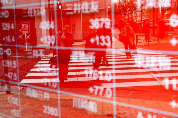 دلار سقوط کرد/ بازارهای آسیایی افت کرد