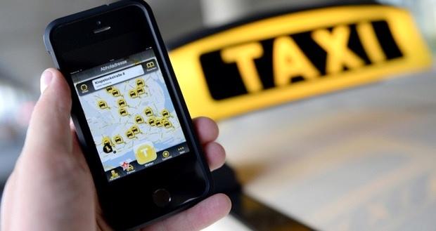 تبلیغ عجیب یک شرکت تاکسی اینترنتی در فضای مجازی