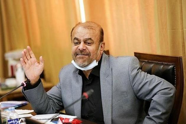 بازدید وزیر راه از فرودگاه امام خمینی