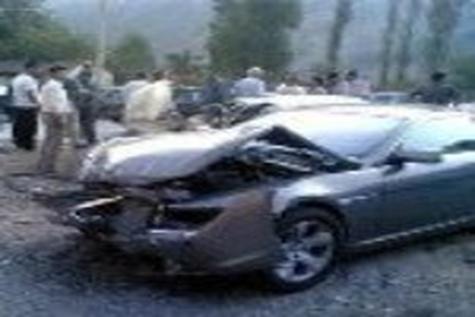 تلفات جادهای ۶ درصد کاهش مییابد