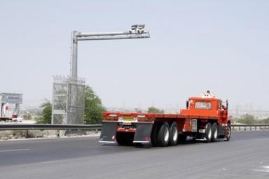 تردد بیش از یازده میلیون تردد در جادههای هرمزگان