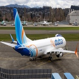 Boeing and flydubai Sign Historic Deal for 225 737 MAX Airplanes