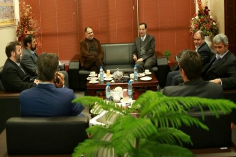 برگزاری نخستین جلسه شورای عالی ارتباطات در شرکت فرودگاهها و ناوبری هوایی ایران