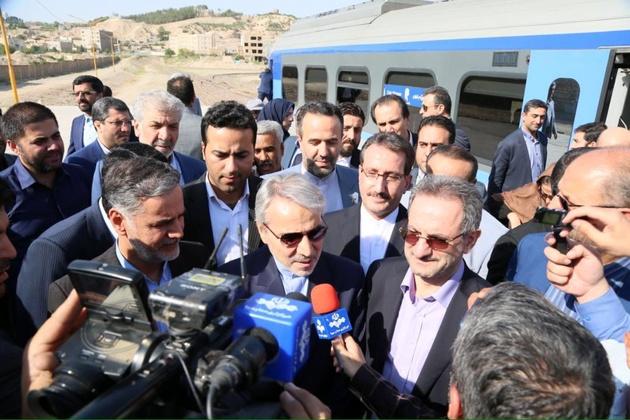 پیشرفت فیزیکی پروژه ۴ خطه تهران - پیشوا به ۷۹ درصد رسیده است