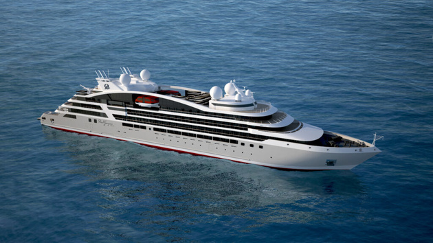 Ponant first int'l cruise line to join Green Marine