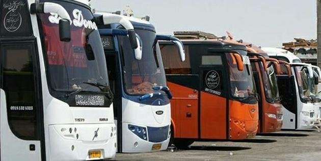 جابهجایی 500 هزار مسافر از مبدأ شهرستانهای سمنان