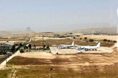جزئیات پروازهای  فوق العاده اربعین در فرودگاه شهدای ایلام