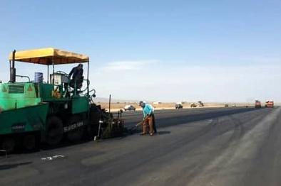 ۱۰ کیلومتر راه روستایی در استان البرز آسفالت شد