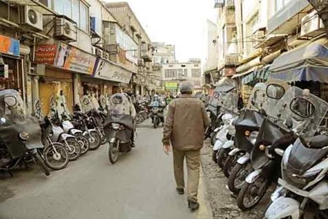 لزوم جلوگیری از تردد موتورسیکلتها در پایتخت