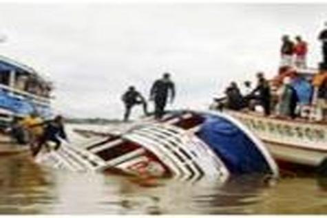 شمار قربانیان واژگونی قایق در بنگلادش به ۶۵ نفر افزایش یافت