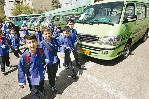 رانندگان سرویس مدارس برای تخصیص سوخت باید چه کنند؟