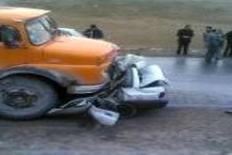سه کشته در سانحه رانندگی محور ازنا به اراک