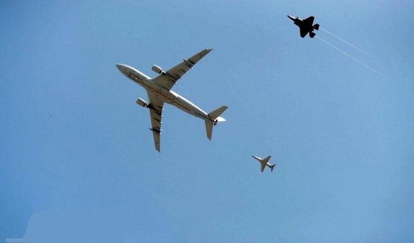 سیگنالهای معنادار رهگیری هواپیمای مسافربری ماهان و تلاش برای تحریک ایران