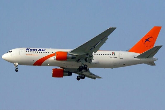فرود چند فروند هواپیمای افغانستان برای توقف در فرودگاه مشهد